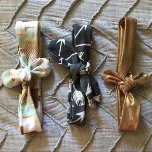 Other - 3 toddler/girl headbands